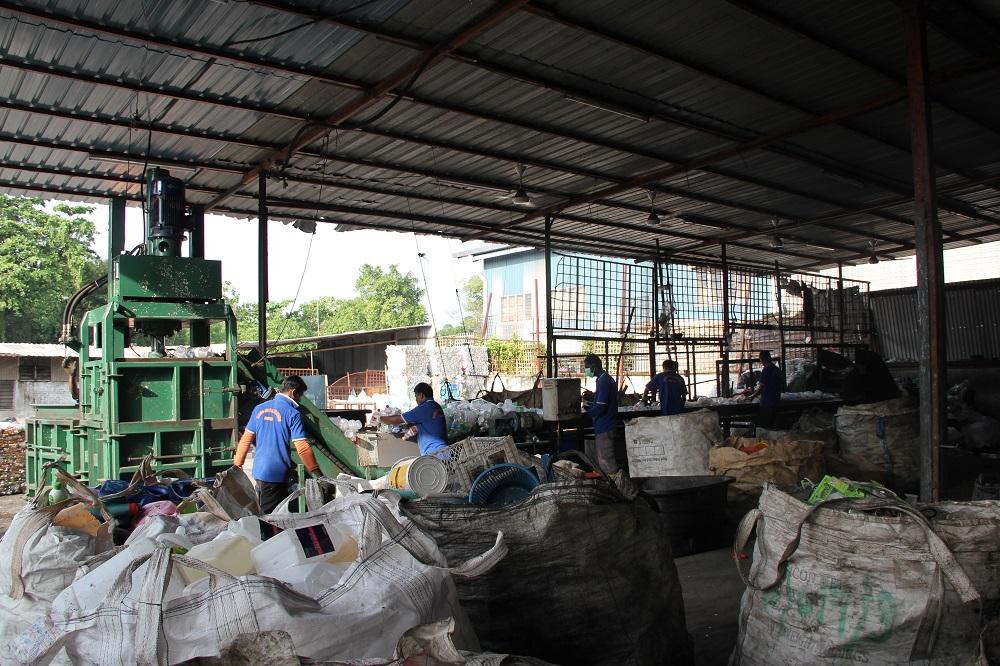 Plactic Yard Rama Metal Trading Sdn Bhd